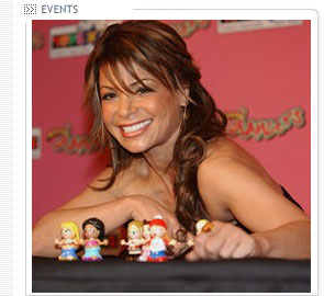 Paula Abdul introduces MicroDancers