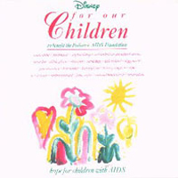 For Our Children album features Good Night My Love by Paula Abdul