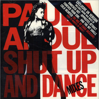 Shut Up and Dance - UK Release