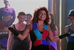 Still image of Paula Abdul in Get Up and Dance
