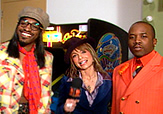 Outkast with Paula Abdul