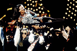 Paula Abdul performs Vibeology live at the 1992 MTV Video Music Awards